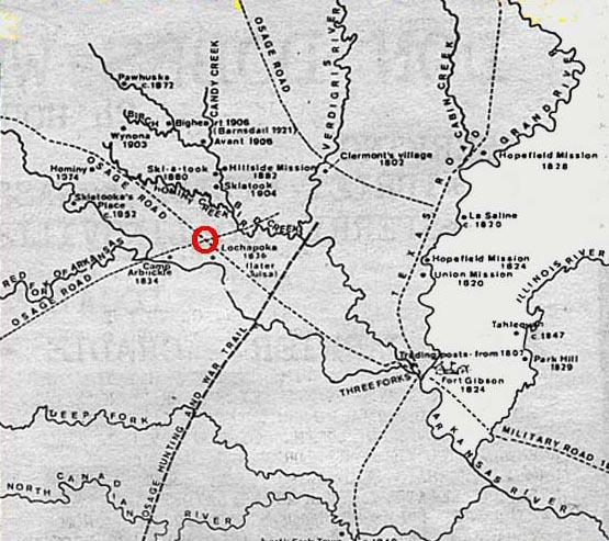 Turley OK History 18341895